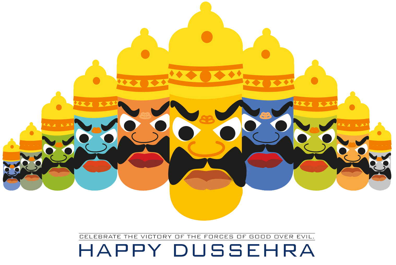 Happy Dussehra PNG