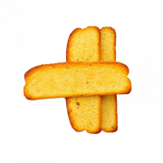 Rusk PNG Photo