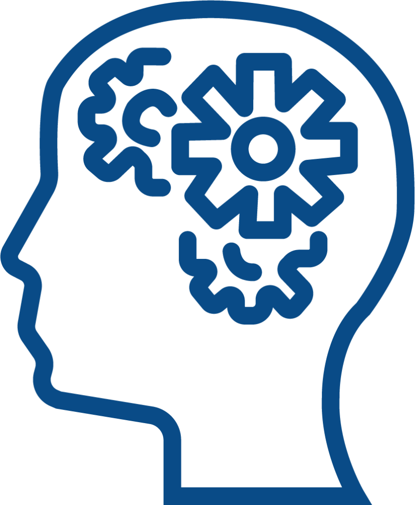 Knowledge Brain PNG Pic