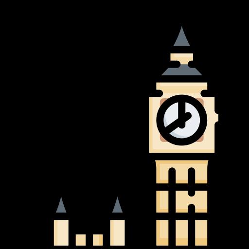 Big Ben Clock Tower PNG File