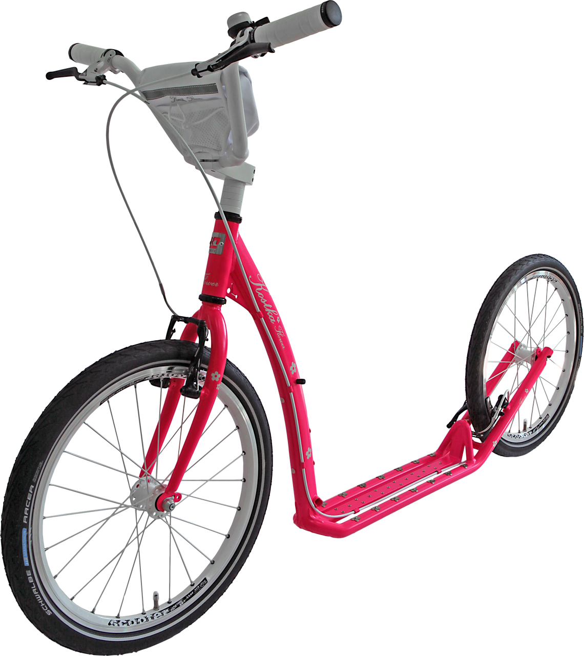 Kick Scooter Background PNG