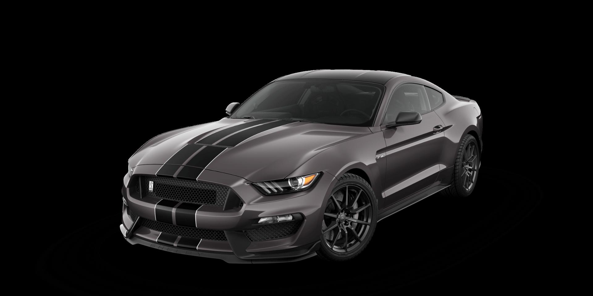 Mustang Transparent