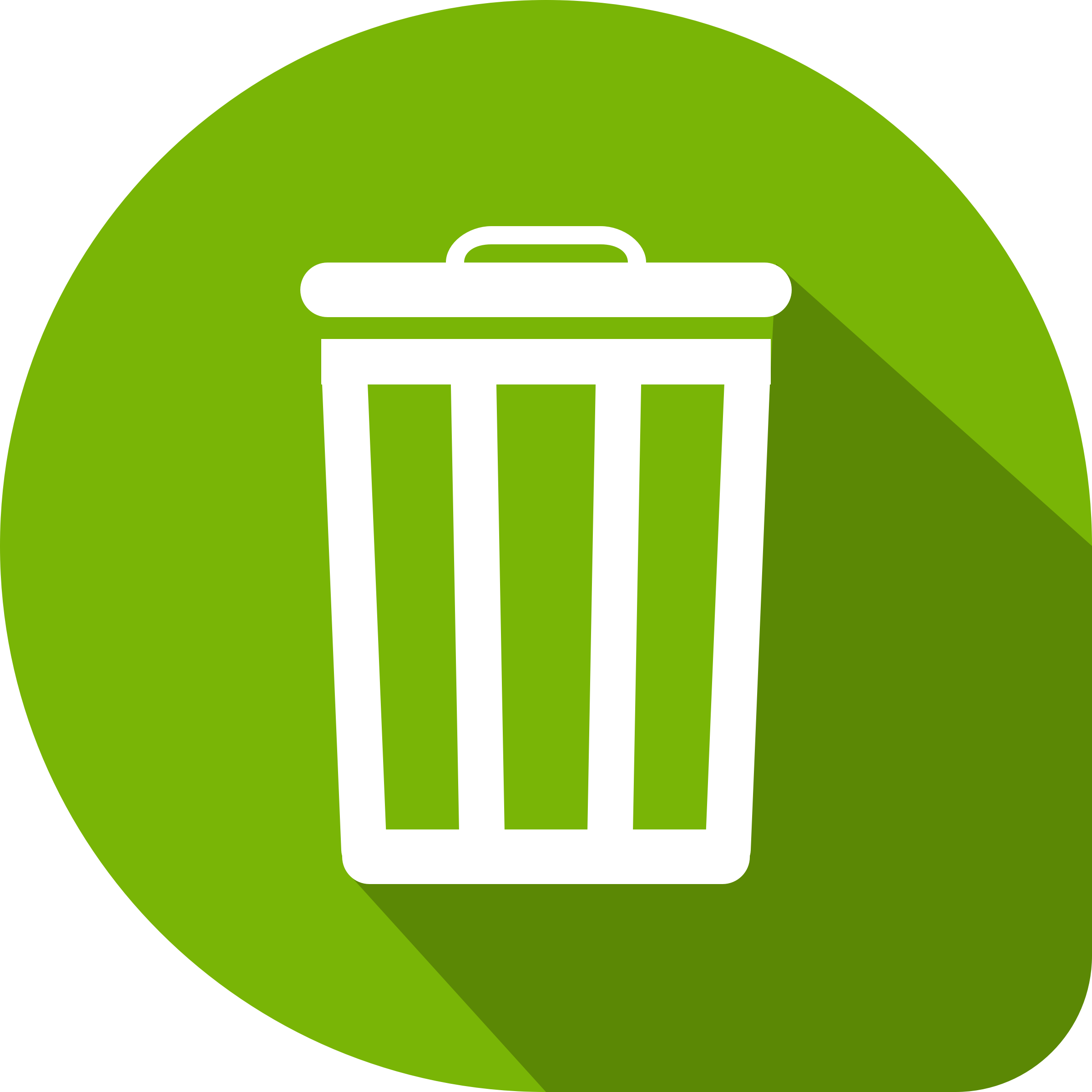 Recycle Bin Trash PNG File