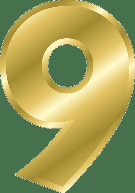9 Letter