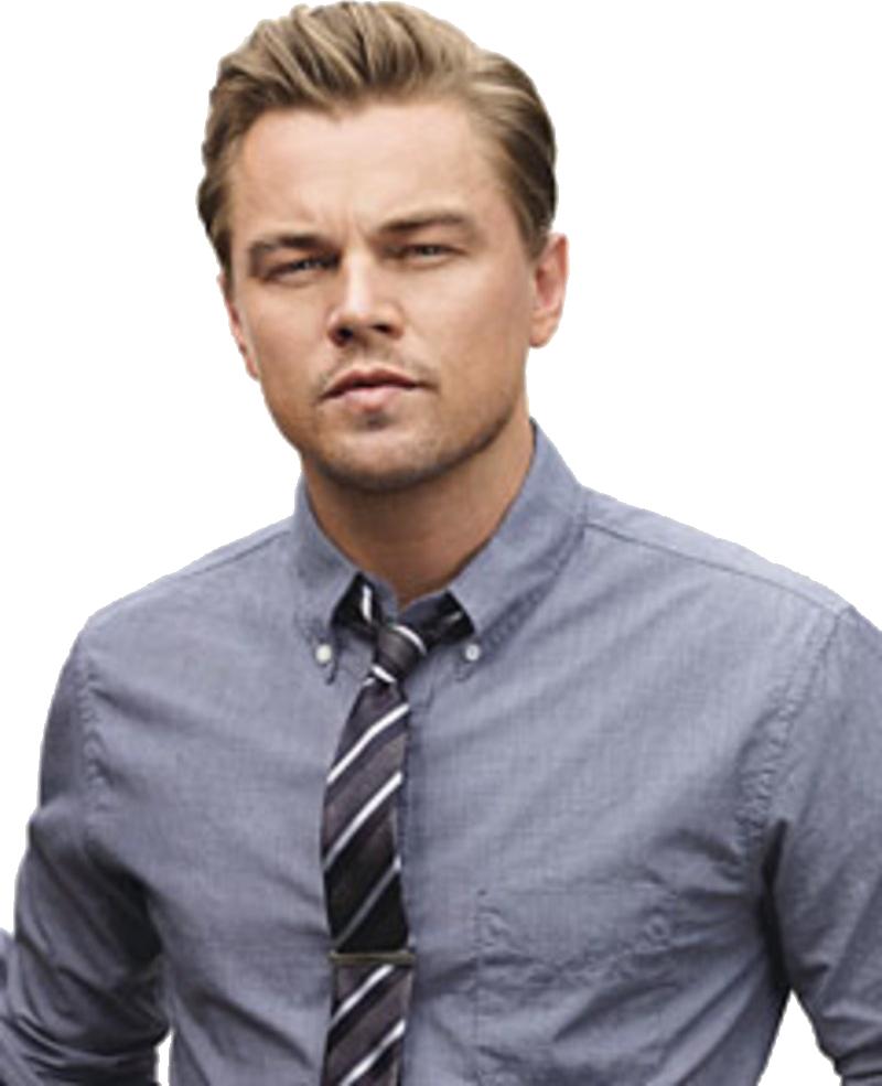 Actor Leonardo DiCaprio PNG