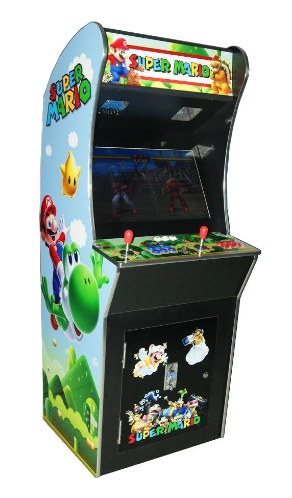 Arcade Machine PNG Pic