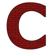 C Letter PNG Picture