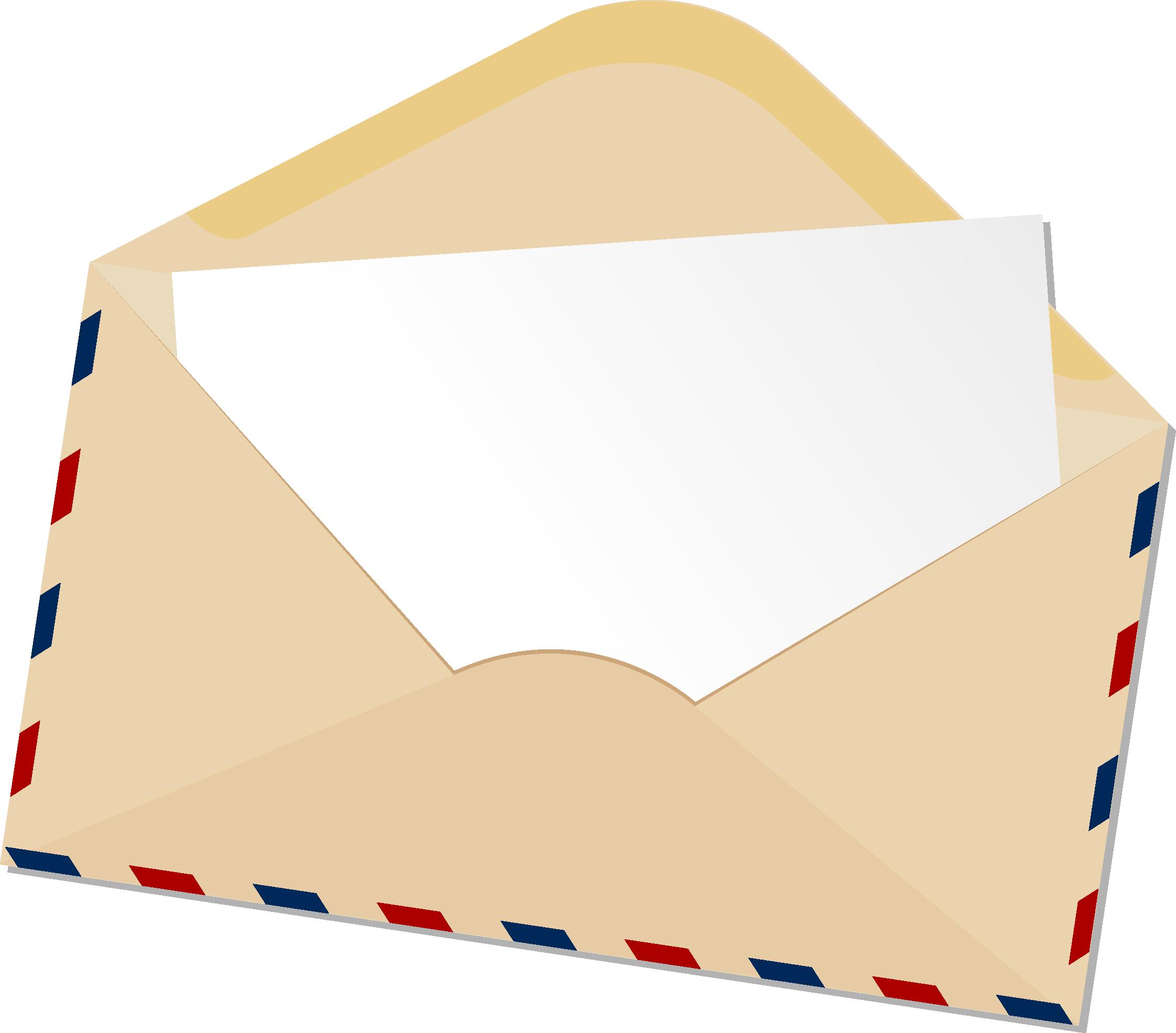 Envelope PNG Download Image