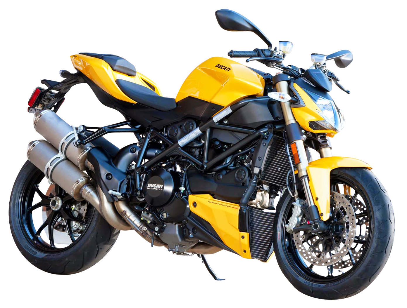 Motorcycle Bike PNG File