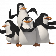 Penguins of Madagascar PNG Free Download