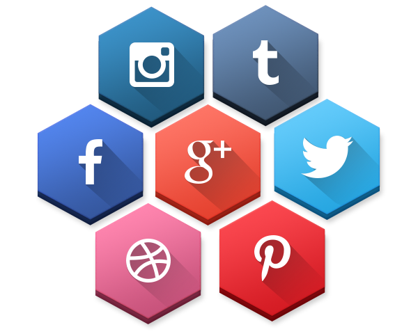 Social Network PNG File
