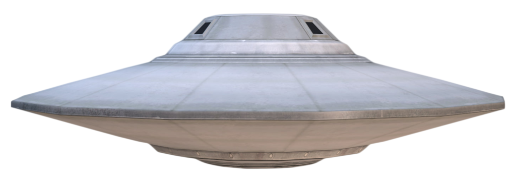 UFO PNG Images