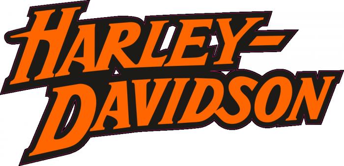 Harley Davidson Logo Transparent PNG