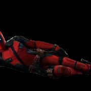 Ryan Reynold Deadpool PNG