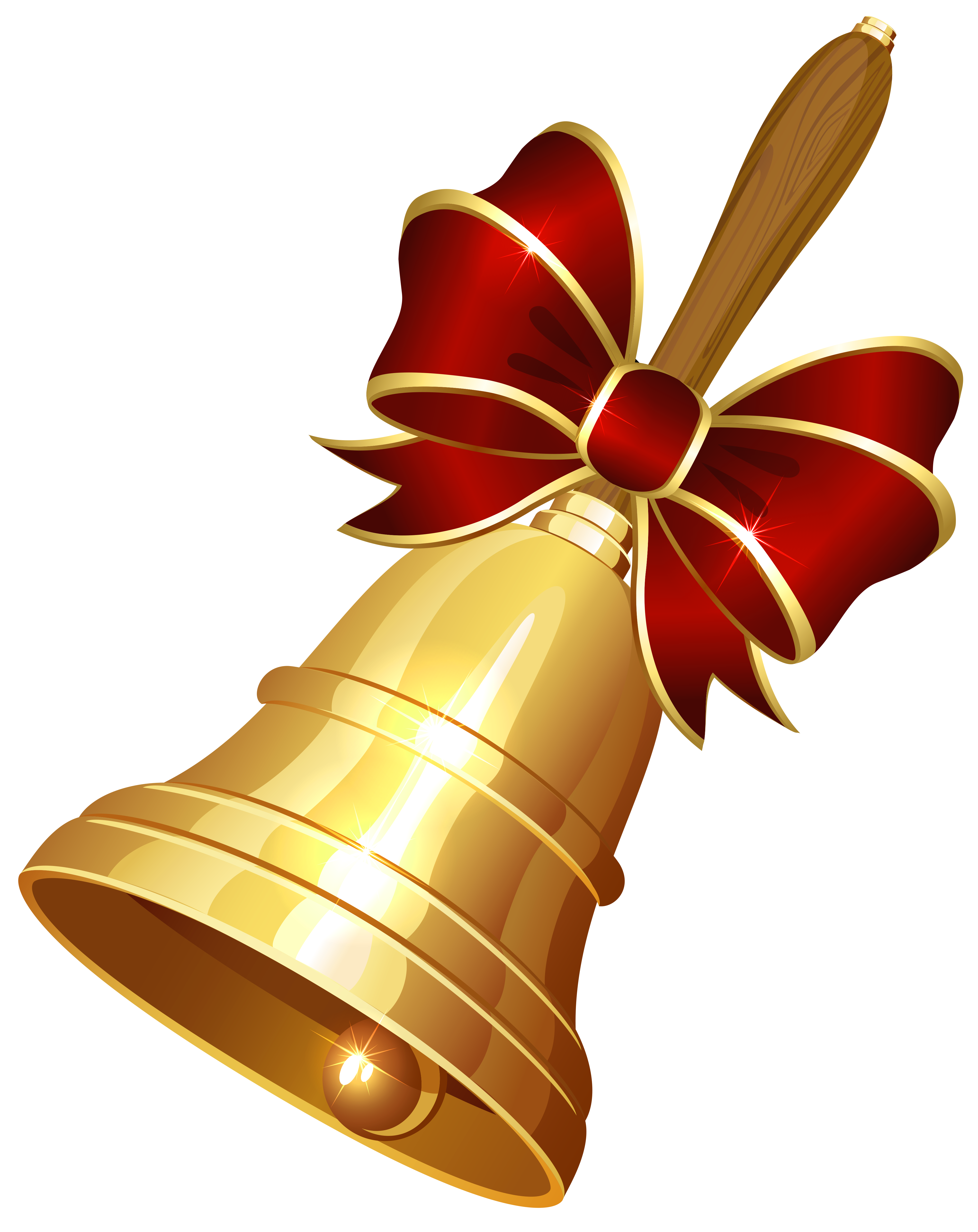 Christmas Bell PNG Pic