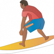 Surfing PNG Clipart