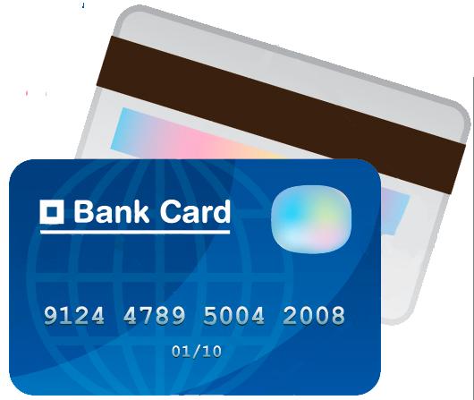 Debit Card PNG HD