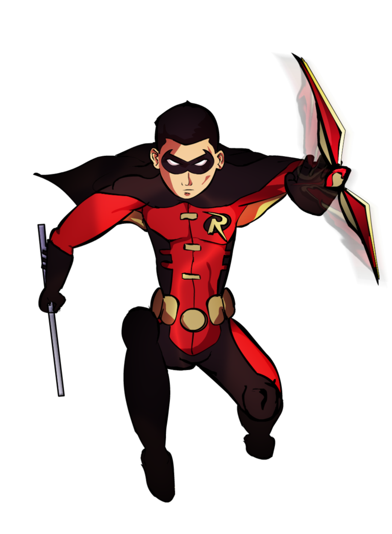 Superhero Robin Free Download PNG