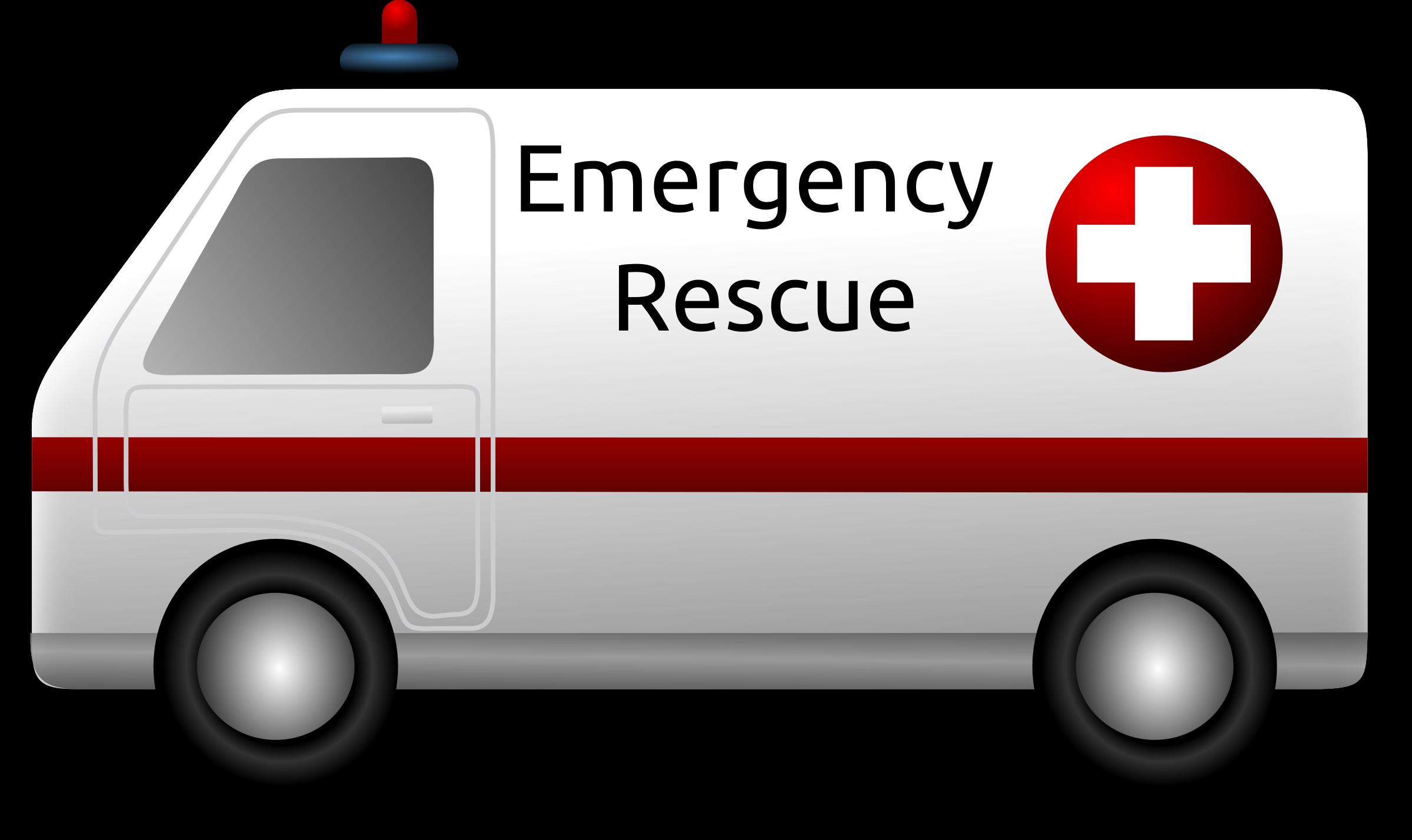 Ambulance Free Download PNG