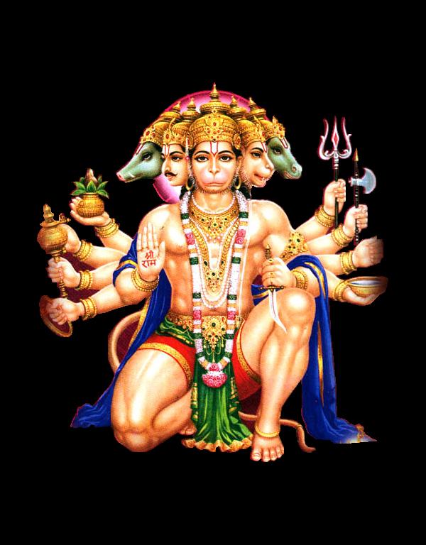Hanuman Free PNG Image