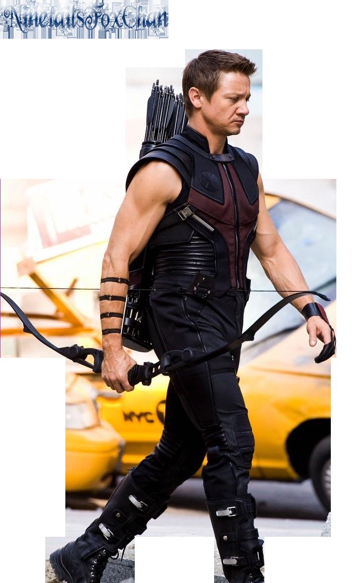 Hawkeye Transparent