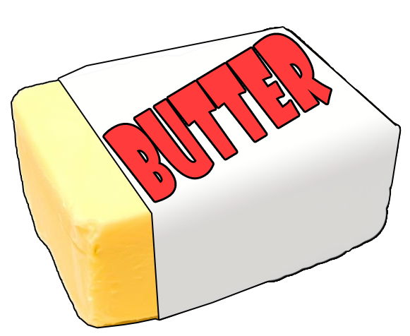 Butter PNG Image
