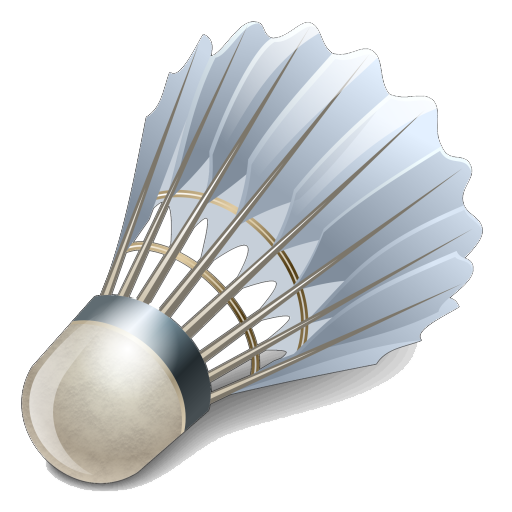 Shuttlecock PNG Picture