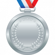 Silver Medal PNG HD