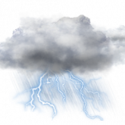 Thunderstorm Free Download PNG