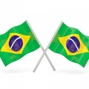 Brazil Flag Transparent