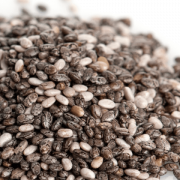 Chia Seeds PNG File