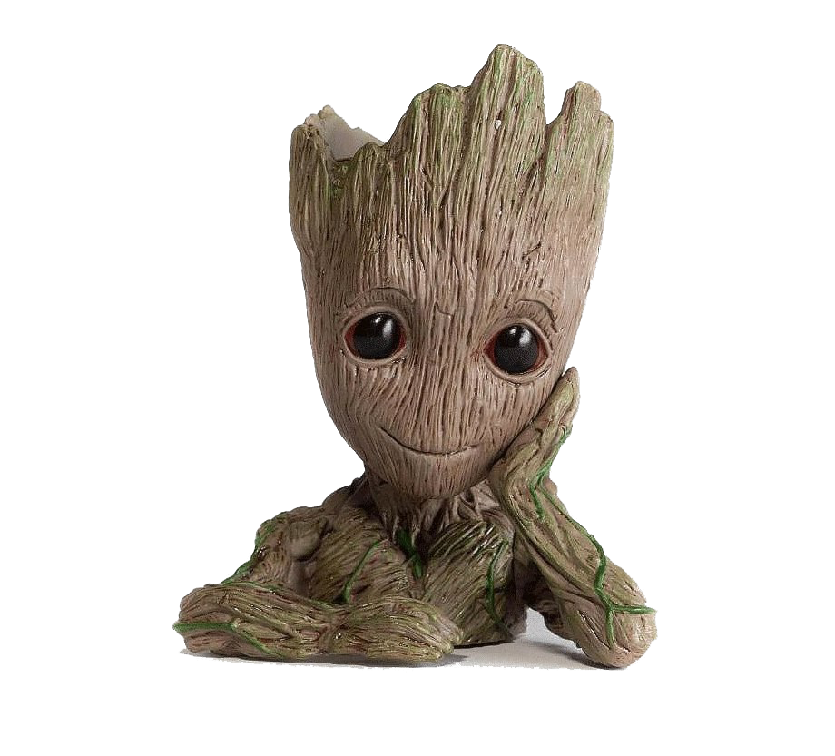 Baby Groot Transparent
