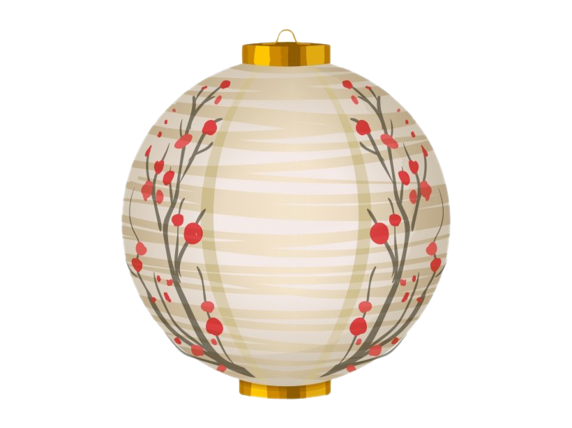 Chinese Lamp PNG