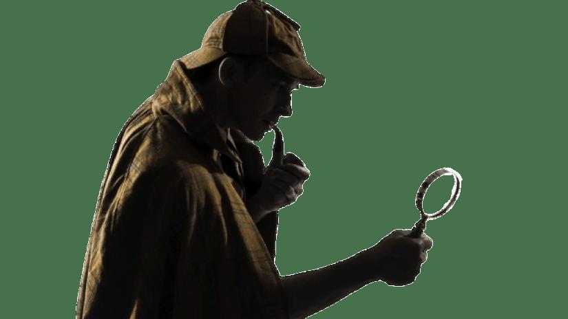 Detective Sherlock Holmes Transparent Free PNG
