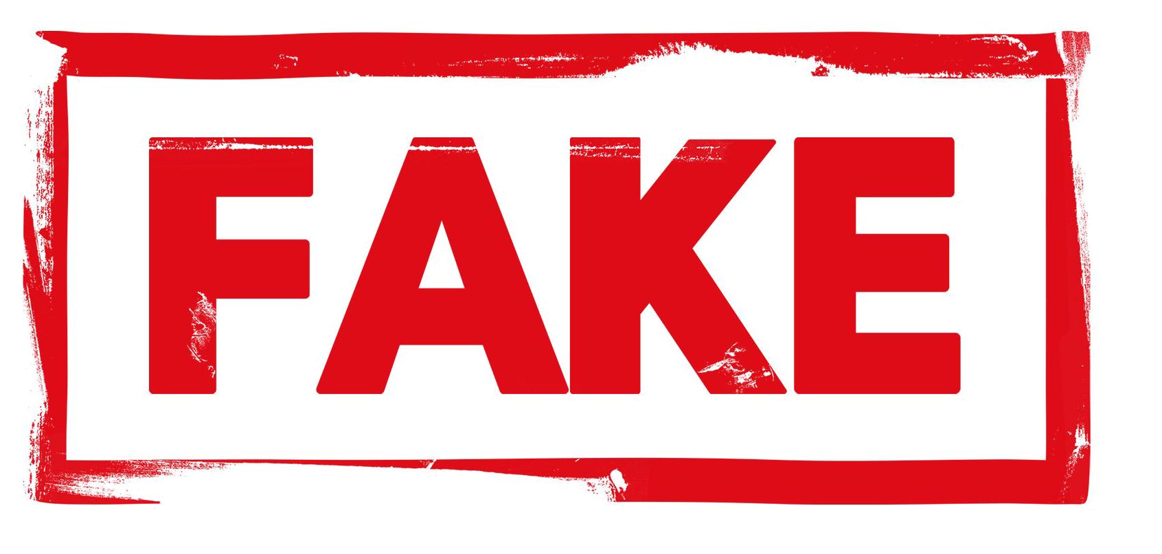 Fake Stamp PNG Image File