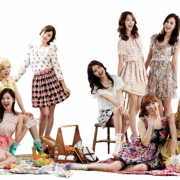 Girls Generation PNG High Quality Image