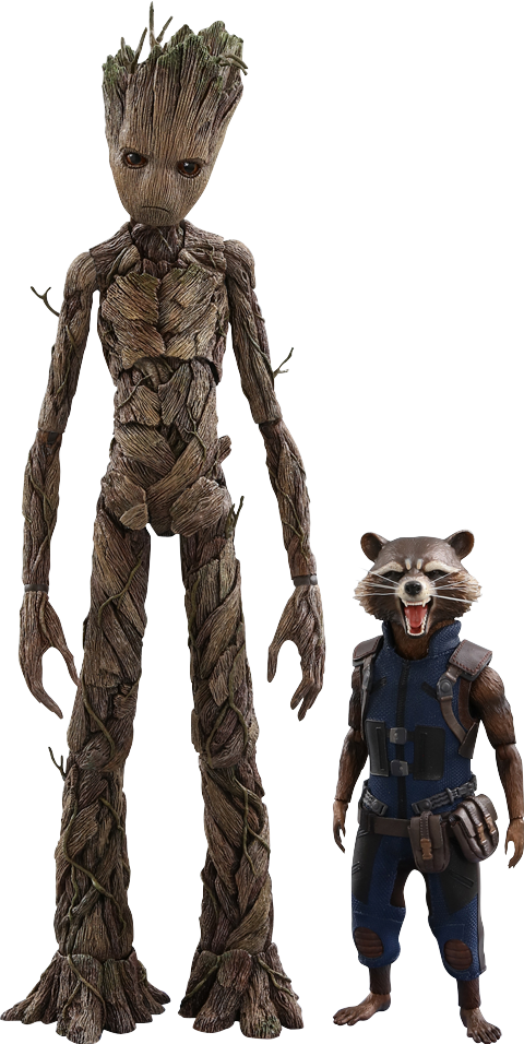 Groot Transparent