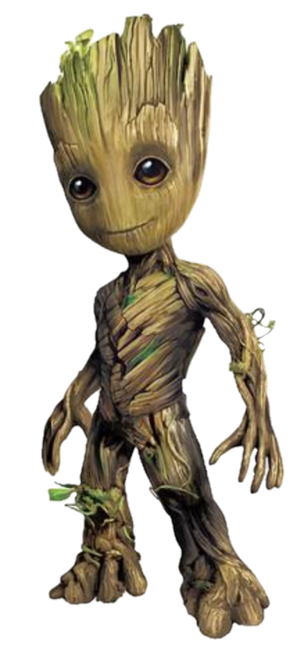 I Am Groot Transparent