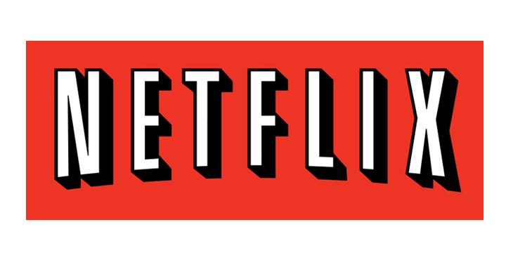 Netflix Logo Background