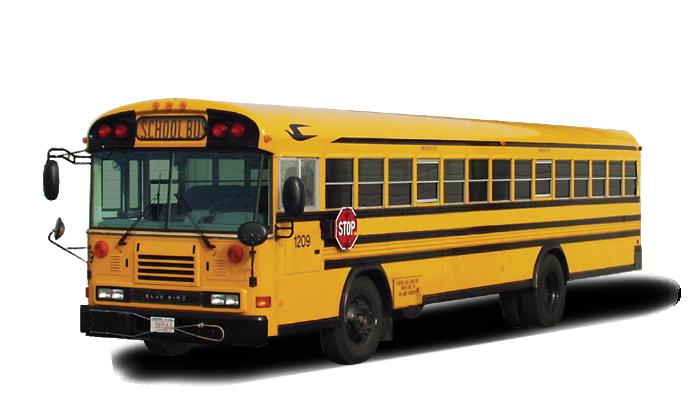 School Bus Transparent