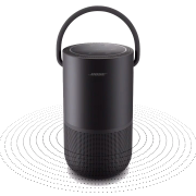 Wireless Portable Speaker PNG File