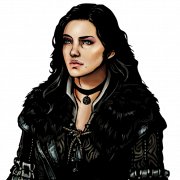 Yennefer PNG Photo