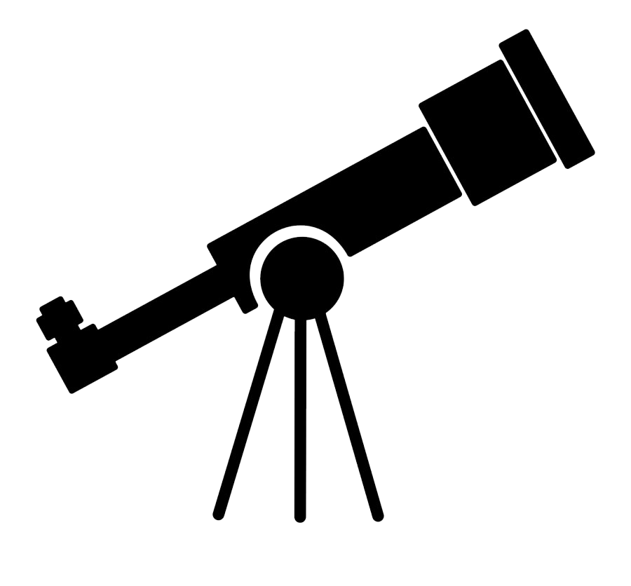 Astronomical Telescope PNG
