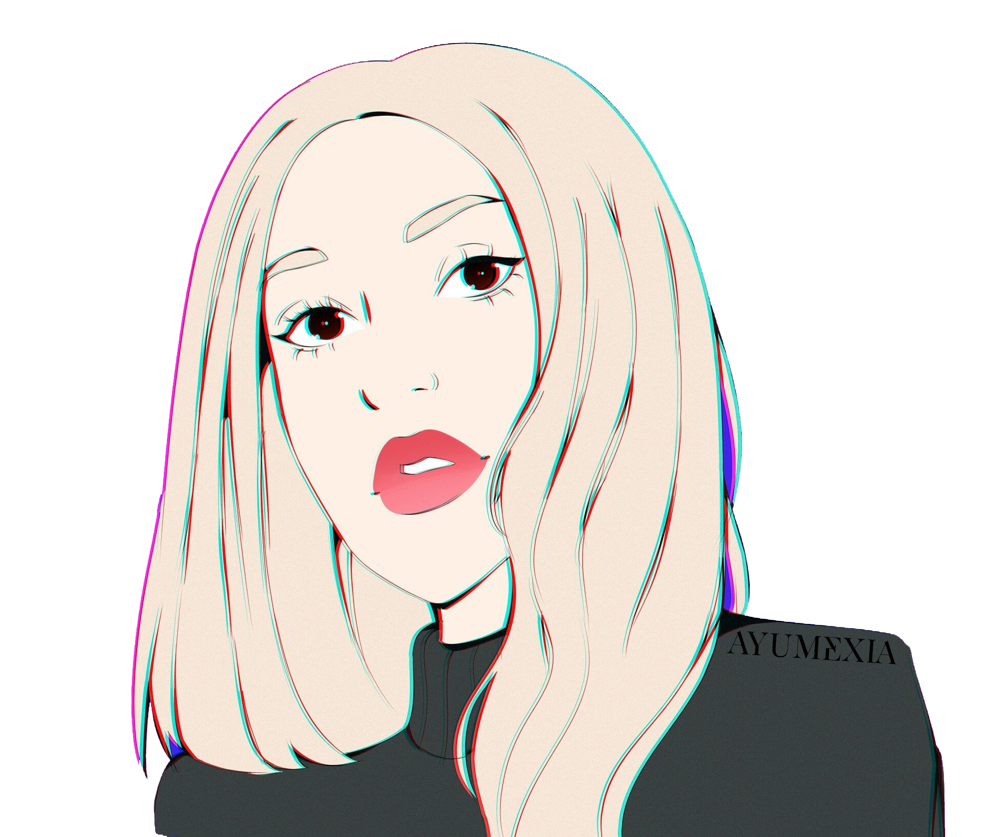 Ava Max PNG Images