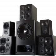 Bass Audio Speakers PNG Clipart