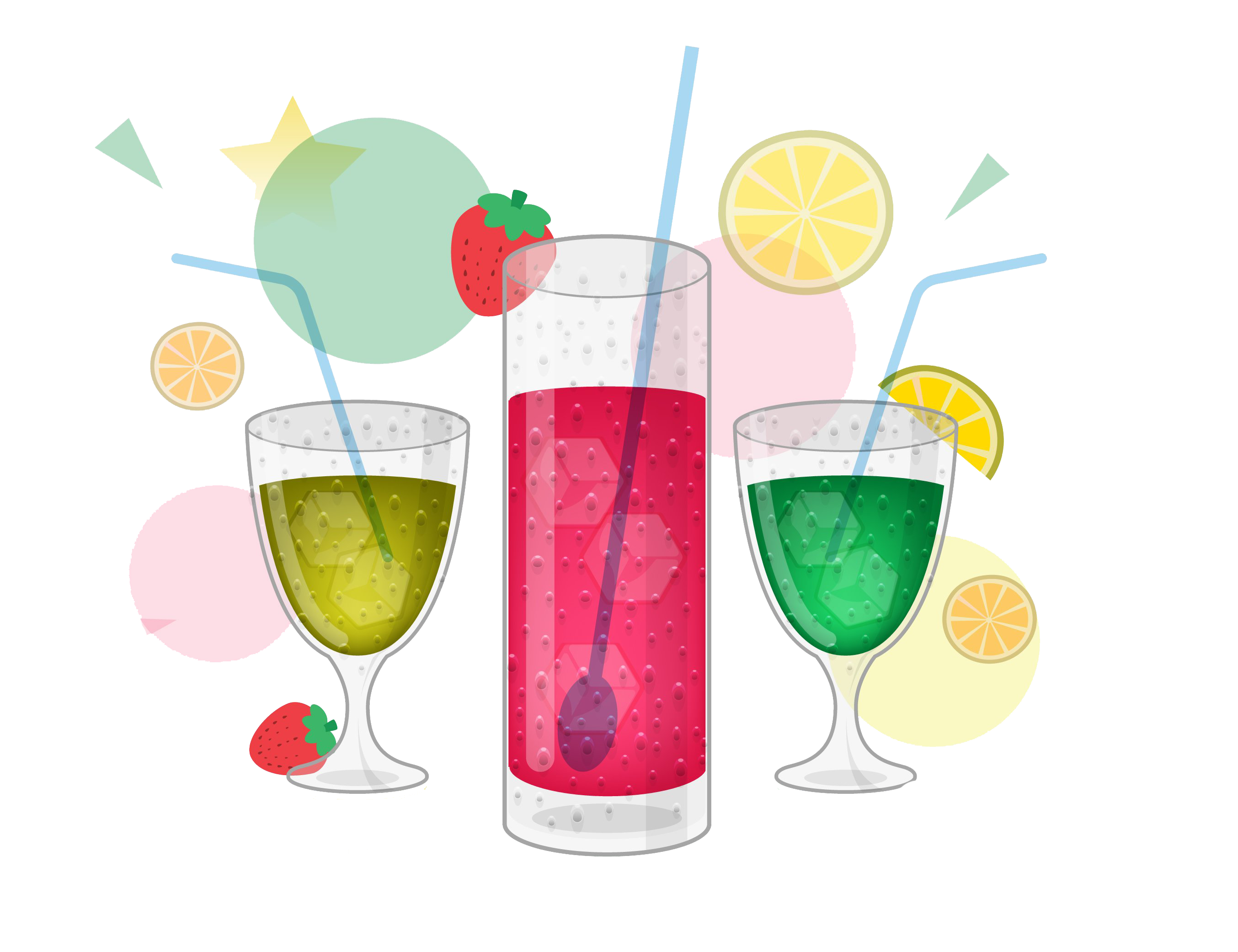 Beverage PNG Image