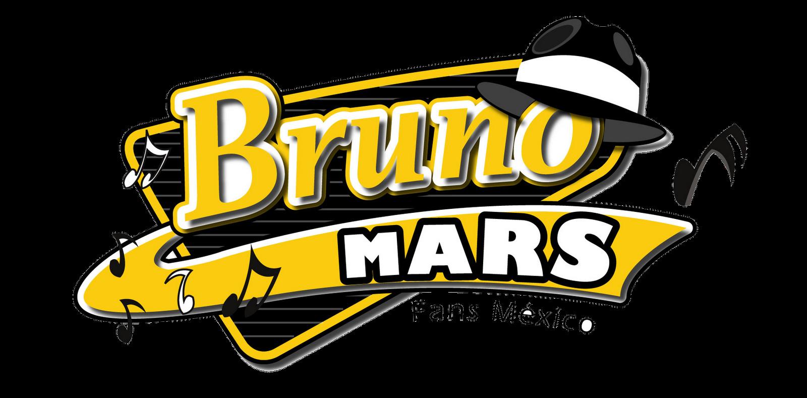 Bruno Mars Logo PNG Free Download
