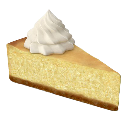Cheesecake Slice PNG Download Image