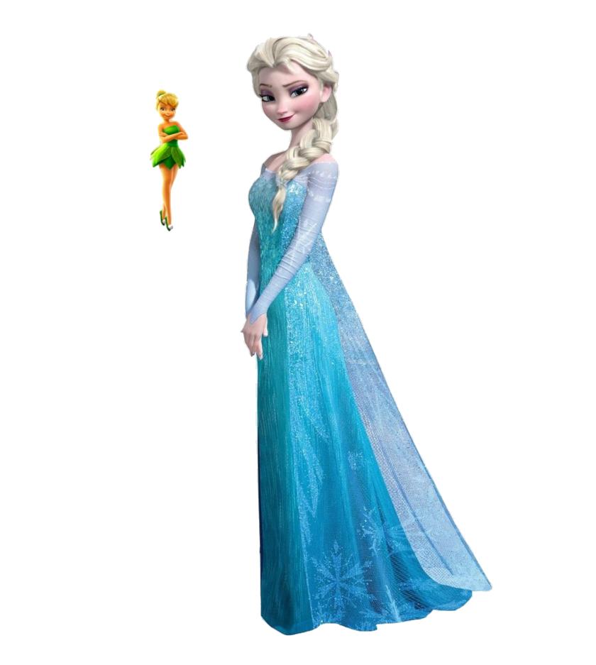 Elsa PNG File
