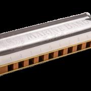 Fancy Harmonica PNG File